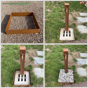 colonna-rubinetto-in-acciaio-corten-per-giardino-mis-cm-10x10-h90