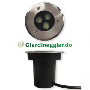 Giardineggiando illuminazione a led per esterni for Illuminazione a led per esterni